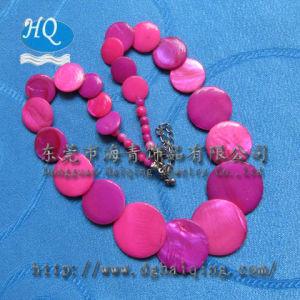 Fashion Jewelry Shell Necklace (XL143)