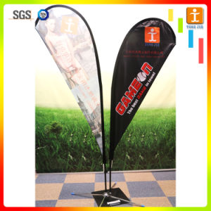 Factory Price Outdoor Promotion Custom Advertising Flying Banner Feather Flag pictures & photos