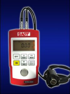SA40+ Portable Digital Ultrasonic Wall Thickness Gauge for Coating pictures & photos