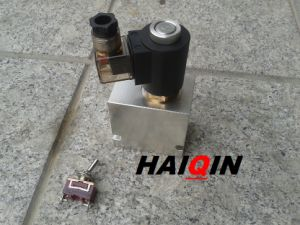 High Quality Electromagnetic Valve for CE Loader pictures & photos