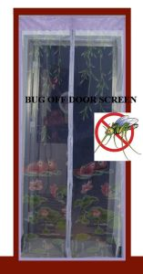 2013 New Magnetic Safe Door Magic Screen Doors