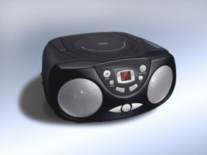 Portable CD Radio Player (W-CD009)