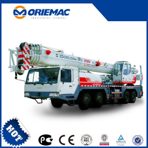 Low Price Zoomlion 50ton Truck Crane Qy50V532 pictures & photos