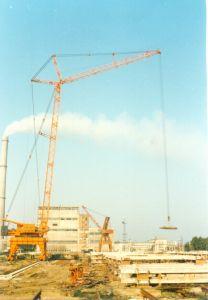 DBQ Series Self-Traveling Pull-up Type Tower Crane