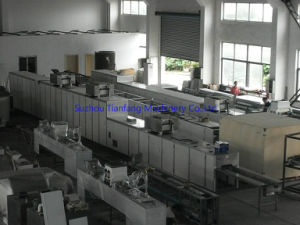 Automatic Chocolate Moulding Machine with Three Depositors pictures & photos
