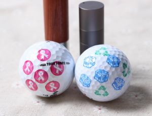 Aluminum Golf Ball Rubber Stamps pictures & photos
