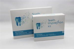 Dental Vps Impression Material Vinyl Polysiloxane Putty Base & Catalyst pictures & photos