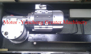 25T Hydraulic Traveling Head Cutting Machine/Cutting Press/Punching Machine/Die Cutting Machine pictures & photos