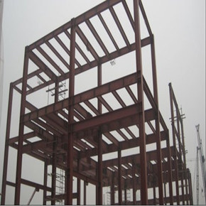 Hot DIP Galvanizing and Painting Steel Structure Frame/ Platform (SSF-003) pictures & photos