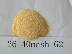 Air Dehydrated Garlic Granule 26-40mesh Good Quality pictures & photos