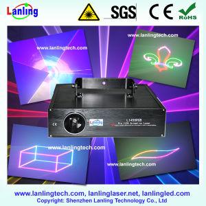 New RGB Text Disco Logo Laser DJ Lights pictures & photos