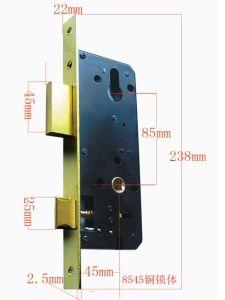 Rim Lock Body, Lock Body, Handle Lock Body Al-8045 pictures & photos