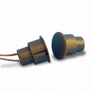 Recess Mounted Magnetic Contact Sensor for Wooden Door & Window pictures & photos