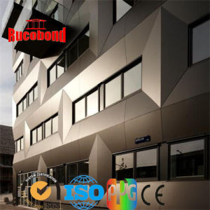 Aluminum Composite Panel Curtain Wall (RCB130706) pictures & photos