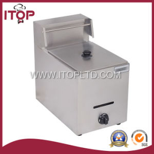 Commercial Stainless Steel Gas Fryer (GF-71) pictures & photos