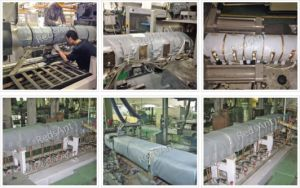 Band Heater Insulation / Barrel Insulation / Band Heater Energy Saving pictures & photos