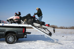 Sled ATV Loading Deck pictures & photos