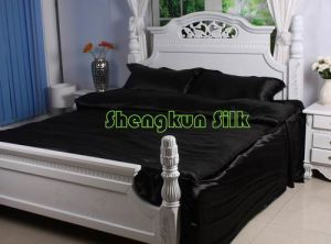 silk bedding set (yun-sbs-024)