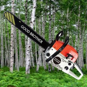 Gasoline Chain Saw  (ATJ-CS4500)