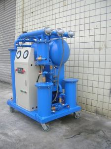 Zy Vacuum Transformer Oil Purifier with High Efficiency for Wasted Unsulation Oil Recovery