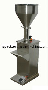 Pneumatic Paste Filling Machine pictures & photos