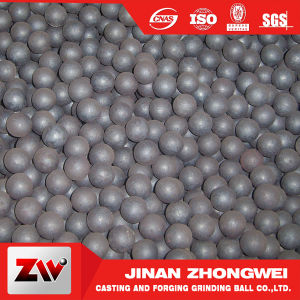 Forged Grinding Balls   for Mining Cement and Power Station pictures & photos