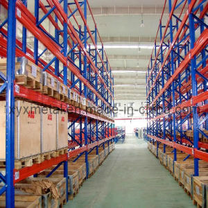 Warehouse Heavy Duty Metal Storage Pallet Industrial Rack pictures & photos