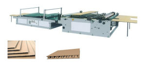 Automatic Corrugated Cardboard Laminator (QDF) pictures & photos