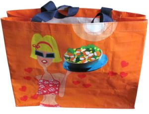 Fresh Girl Promotional Bag