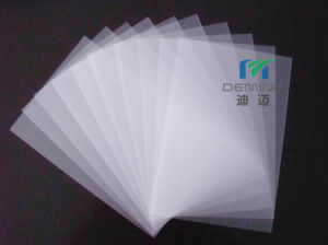 0.25mm UV Printing Polycarbonate Rolls pictures & photos