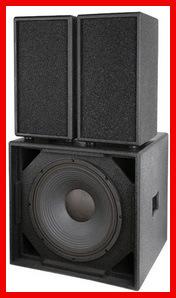 PA Audio Speaker (WPG)