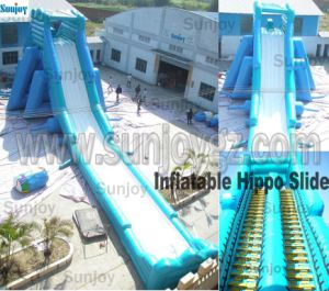 Inflatable Hippo Slide, Hippo Slide ,Inflatable Water Slide, Slide Game (SL111 Hippo Slide)