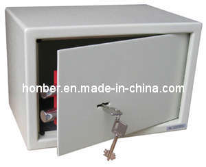 Keylock and Economic Home and Hotel Mini Safe pictures & photos