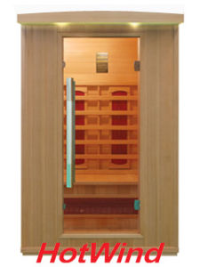 Infrared Sauna Room Portable Sauna for 2 People (SEK-BP2) pictures & photos