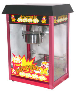 CE Approved Electrice Popcorn Maker with Long Life Motor pictures & photos