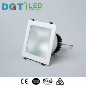 High Quality 6W-33W LED COB Square Ceiling Downlight (MQ-7334) pictures & photos