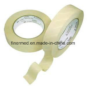 Medical Pressure Steam Indicator Autoclave Tape pictures & photos