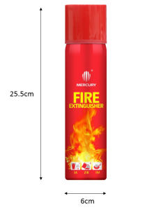500ml High-Efficiency Car Fire Extinguishers M1 (MSJ-500) 3 pictures & photos