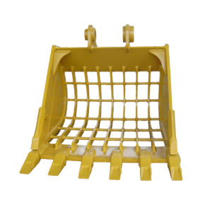 1800mm Grid Bucket for Excavator Sk200 pictures & photos
