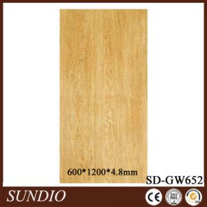 Wood Like Glazed Ceramic Porcelain Flooring Tile pictures & photos