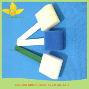 Medical Dental Sponge Stick Ce, FDA Approved pictures & photos