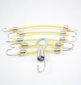 5mm Bungee Cord with Plastic Hook pictures & photos