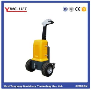 Electric Smart Tow Tractor with 500kg Capacity pictures & photos