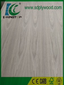 Fancy Plywood 3mm Black Walnut Crown Cut for Vietnam pictures & photos
