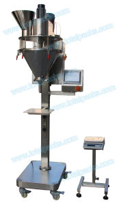 Manual Milk Powder Filling Machine/Powder Cans Feeding Machine (PF-150S) pictures & photos