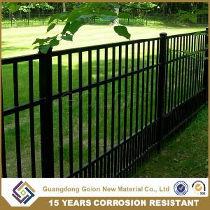 New Design Wrought Iron Fence pictures & photos