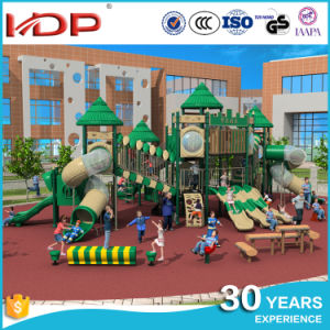 2017 New Design Children Outdoor Playground HD15A-012A pictures & photos