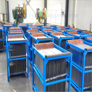 Copper Electrowinning or Electrorefining 316L Stainless Steel Cathode / Titanium Sheet Cathode pictures & photos