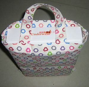 Canvas Shoes Bag for Promotion pictures & photos
