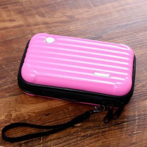 ABS / PC Material Fashion Designed Cosmetic Cases / Make-up Bag /Wash Bag / Mummy Bag / Mini Waterproof Toiletry Bag pictures & photos